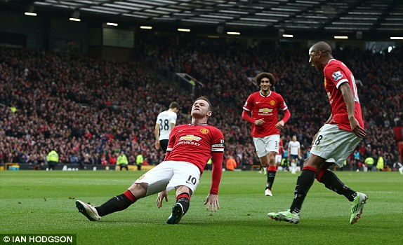 Rooney knockout!