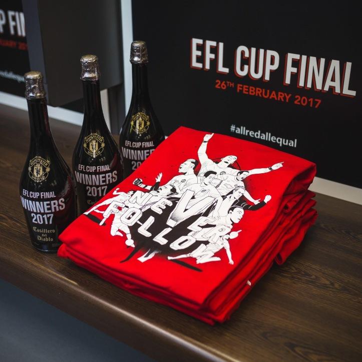 EFL Winners